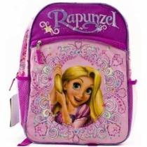 Mochila Disney Rapunzel Rosado