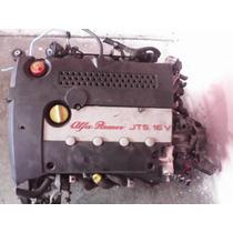 Motor Y Transmisión Alfa Romeo 156jts Estandar Mod.01- 02