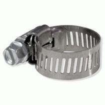 Paq. 20 Abrazaderas Mini Acero Inoxidable Surtek 137700 Hm4