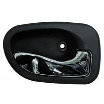 Manija Interior Dodge Atos 2007-2008-2009 Gris Cromo+regalo