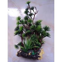 Planta Artificial Padrisima Tipo Bonsai 20cm