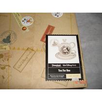 Genial Juego De Tea Coleccionable De Disney Store