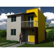 Se Vende Encantadora Casa De Dos Niveles En Condominio H