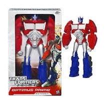 Transformers Prime Optimus Prime 16 Pulg 40cmgigante Hasbro.