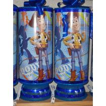 Woody Toy Story Centros De Mesa,recuerdos,lamparas 1lregalo