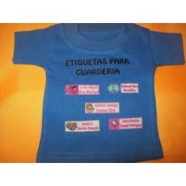 Etiquetas Personalizadas Para Marcar Ropa Guarderia