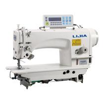 Maquinas De Coser Industrial De Una Aguja Doble Avance Servo