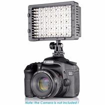 Panel Luz Para Camara Video Alta Potencia 160 Led Neewer 9w