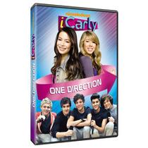 Icarly Con One Direction , La Pelicula , Disco En Dvd