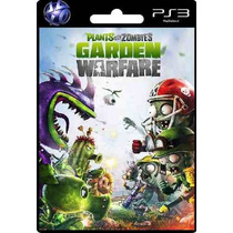 Plants Vs. Zombies™ Garden Warfare Ps3 - Digital