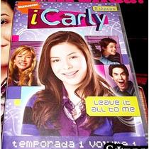 Icarly Temporada 1 Volumen 1 , Uno Serie Tv Discos En Dvd