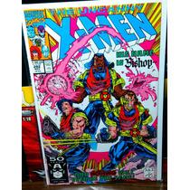 The Uncanny X-men 282 Primera Aparición De Bishop