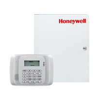 Kit Hibrido Alarma Casa Honeywell Vista Instalamos