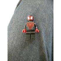 Hombre Araña Negro Lego Original