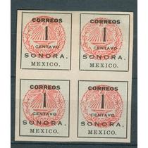 Sc 405 Año 1914 B4 Sonora. Mexico.
