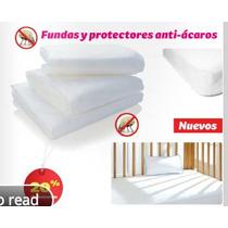 Set Baby Protector De Colchón Y Funda De Almohada