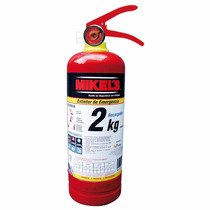 Extintor Emergencia 2 Kg Ee-2