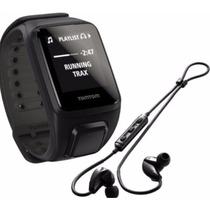 Reloj Tomtom Gps Spark Cardio Music Con Audífonos Multidepor