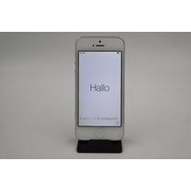 Iphone 5 16gb Blanco Iusacell / At&t / Envío Gratis / Msi