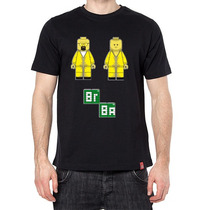 Playera Camiseta Breaking Bad - Lego 100% Calidad