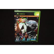 The King Of Fighters 2002 Y 2003 Para Xbox Nuevo Y Sellado.