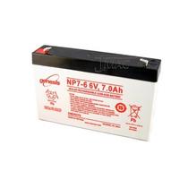 Batería Recargable Genesis Np7-6 6v 7ah (nuevo) Hm4