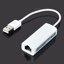 Adaptador Ethernet Red Lan Rj45