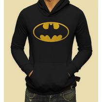 Sudadera Dc Comics Mod: Batman Logo En Vandalos