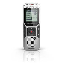 Philips Dvt1000 / 00 2 Gb Digital Voice Tracer Con 2 Micrófo