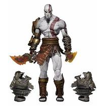 God Of War 3 Ultimate Kratos Figura Neca Ps4 Wii X-box Nuevo