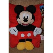 Disney Mickey Clásico Felpa Almohada Carácter