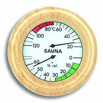 Termohigrometro Para Sauna Tfa (aleman)