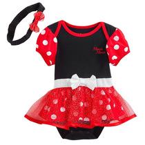 Conjunto Mimi Minnie Mouse Disney 9 Meses
