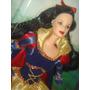 Barbie Nueva En Caja Blanca Nieves Disney Princesa