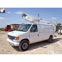 Canastilla Hidraulica Ford/altec E350/200av 2004(gm105149)