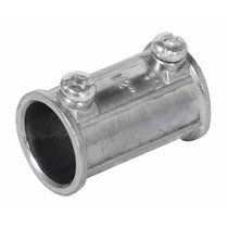 Cople Para Tubo Conduit 1/2¨ 5 Pzas Zamac Surtek 136828 Hm4
