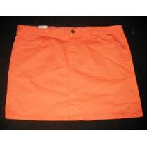 Minifalda Tommy Hilfiger Talla Extra 18/40méx. Modateista U8