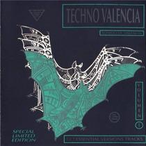 Cd Original Techno Valencia Flash Zero Vengadores Chimo Bayo