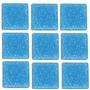Maa Azulejo Mosaico Veneciano Azul Cancun 2x2 Cm