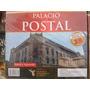 Palacio Postal Maqueta Rompecabezas De Madera En 3d
