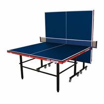 Mesa Ping Pong Envio Gratis Con Fronton Frontenis Azul Nueva