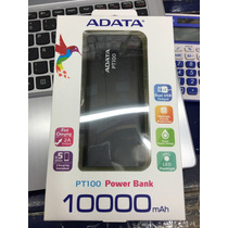Powerbank Adata Pt100 10000mah Original