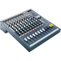 Soundcraft Spirit Epm8 Mezcladora De Sonido Epm-8