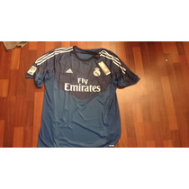 Jersey Real Madrid 2014-15 Azul Portero Casillas Original
