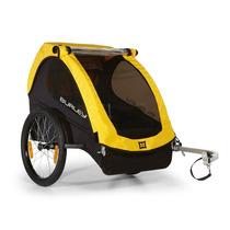 Carreola Remolque Para Bici Trailer Niños Burley Hm4