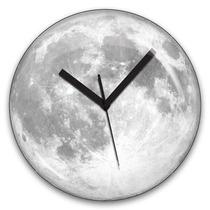 Reloj De Pared De Luna Llena Nuevo
