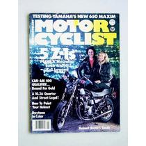 Motor Cyclist, Revista Motociclismo