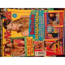Revista Tv Y Novelas Portada Belinda De Coleccion