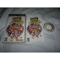 Capcom Classic Collection Reloaded Completo Para Sony Psp