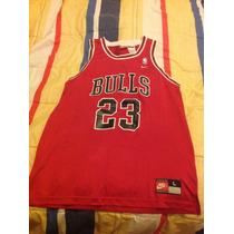 Jersey Original De Michael Jordan, Marca Nike
